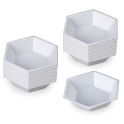 Polystyrene Hexagonal Weighing Boats