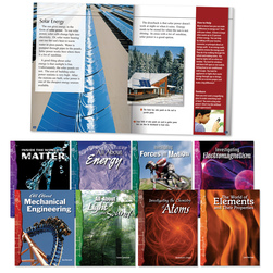 Physical Science 8-Book Set