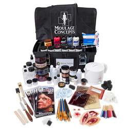 Nursing Trauma Moulage Kit