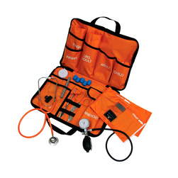 AllinOne EMT Kit with DualHead Stethoscope