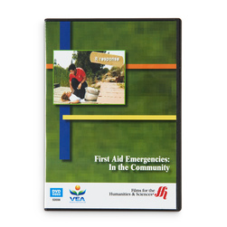 First Aid Emergencies In the Community DVD
