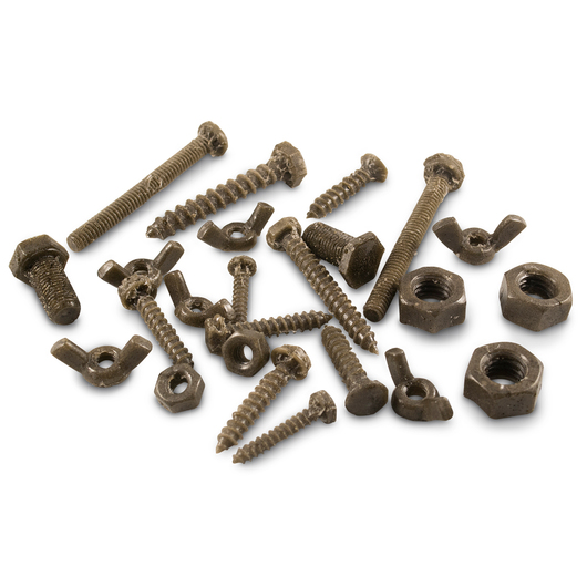 MST™ Assorted Shrapnel - Simulated Nuts/Bolts/Screws - 1/8-lb.