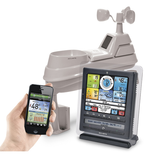 AcuRite® 5-in-1 Weather Station with Color Display