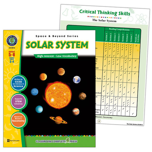Solar System Book