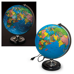 Day/Night Globe