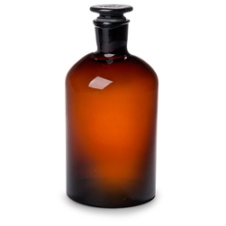 Amber Reagent Bottle, 2,500 ml