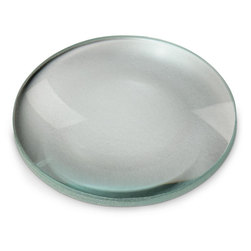 Glass Lens - Double Convex 50mm Diameter - 100mm Focal Length
