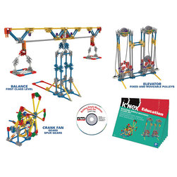 K'NEX® Education Building Simple Machines