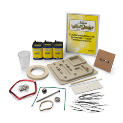 Nasco SciQuest® Electromagnetism and Current Electricity Demonstration Kit