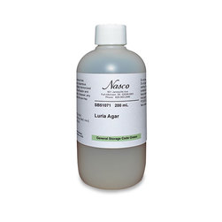 Luria Agar Only 200 ml.