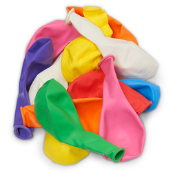 Assorted Balloons - Pkg of 12