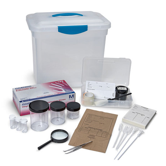 Forensic Evidence Evidence Collection Kit Forensic Science Genetics Forensic Science Science Education Supplies Nasco