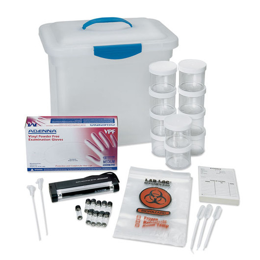 Forensic Evidence - Biological Evidence Collection Kit