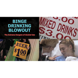 Binge Drinking Blowout 2.0 DVD