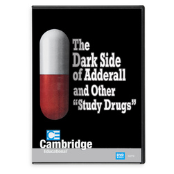 The Dark Side of Adderall and Other <q>Study Drugs</q> DVD