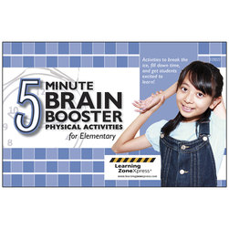 5-Minute Brain Booster Physical Activities for Elementary