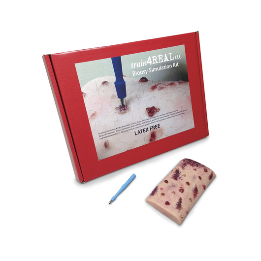 Biopsy Simulation Training Kit