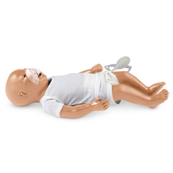 Gaumard Susie and Simon Newborn CPR Full-Body with OMNI Code Blue Pack