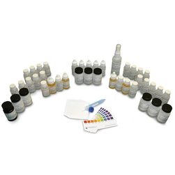 Refill (Chemicals Only) for Forensic Drug and Poison Analysis: Chemistry and Toxicology Kit