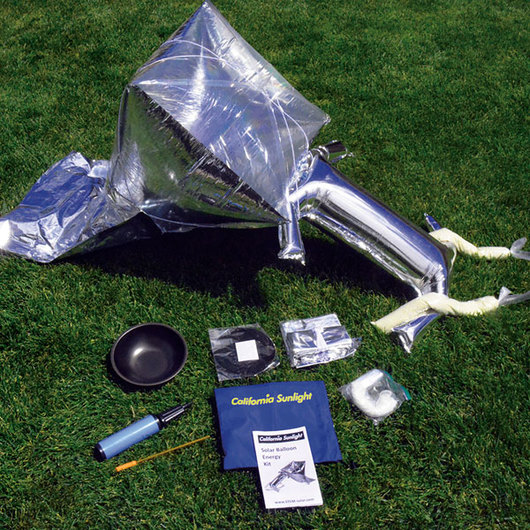 Solar Balloon Energy Kit