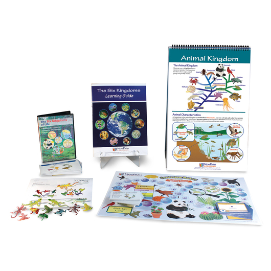 NewPath Learning® - Six Kingdoms of Life Curriculum Learning Module