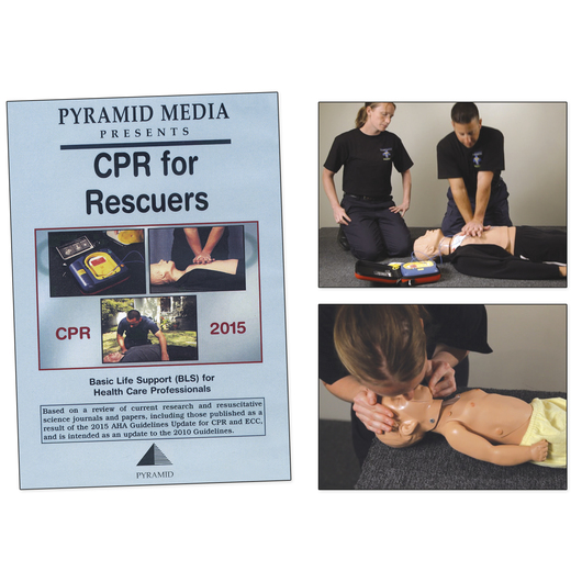 CPR for Rescuers DVD