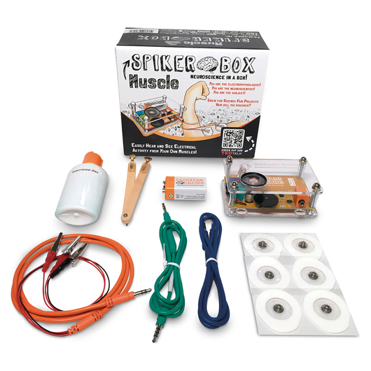 Muscle SpikerBox Kit