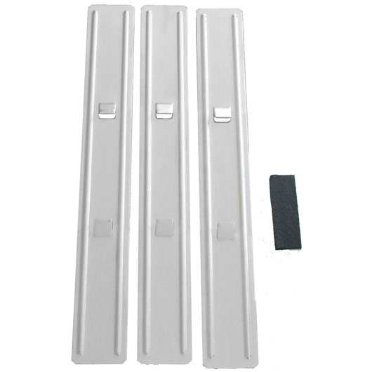 BluTrack® EP Series Stiffener Bars - Pack of 3