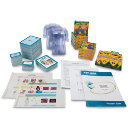 LAB-AIDS Body Systems, Structures, and Functions Kit