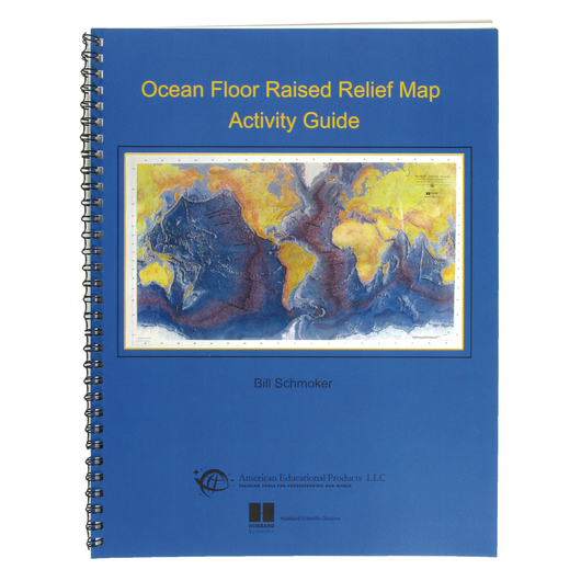 Features Of The Ocean Floor Manual Guide