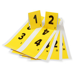 CSI Number Stand Sets