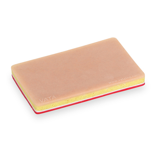 Replacement Tissue Pad for Suture Skills Trainer - Light