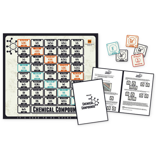 Chemical Compounds Game