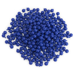 4-Way Pop Beads - Blue