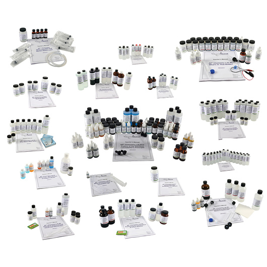 ChemQuest® AP® Chemistry Labs - Complete Set