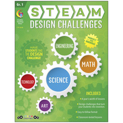 STEAM Design Challenges Resource Books