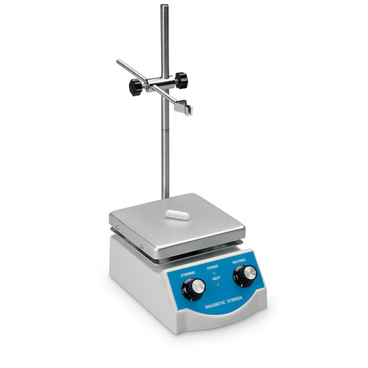 Magnetic Stirrer with Heater - 5 x 5 - 220V