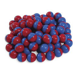 North/South Magnet Marbles - 100 Count