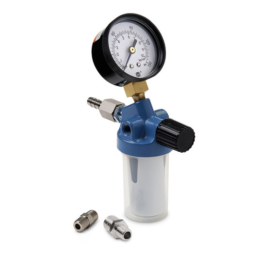PILOT Diaphragm Vacuum Pressure Regulator Kit