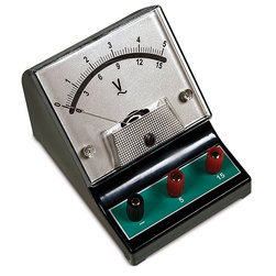 AC Electrical Voltmeters
