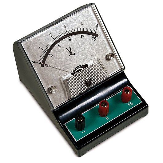 AC Electrical Voltmeter - 0-1/0-5A