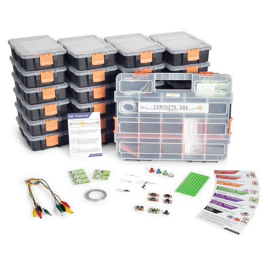 Crazy Circuits 101 Classroom Set - 24 Pack