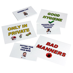 Good Hygiene/Bad Manners
