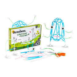 Strawbees® Kits - Creature Creator Kit