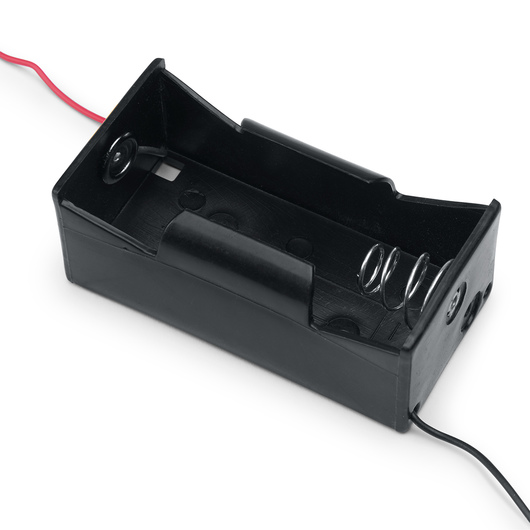 Battery Holders - D - 1 Cell