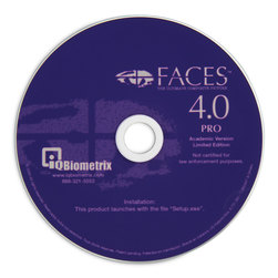 Faces 4.0 PRO Criminal Investigation Software Upgrade - Teacher/Student Single License Upgrade