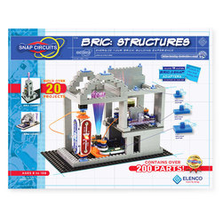 Snap Circuits® Bric: Structures Kit
