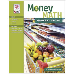 Money Math Grocery Store