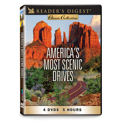 Readers Digest DVDs, Americas Most Scenic Drives  Set