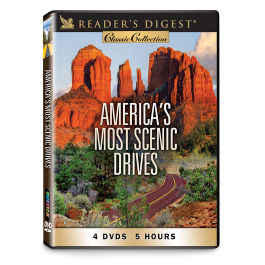 Reader's Digest® America's Most Scenic Drives DVD Set